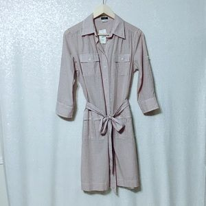 J. Crew Shirtdress.